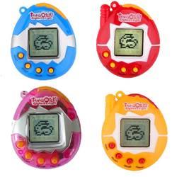 Лидер продаж! Tamagotchi электронные питомцы игрушки 90 S ностальгические 49 домашних животных в одном виртуальном кибер Pet игрушка забавные Tamagochi