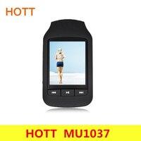 HOTT MU1037 Bluetooth MINI MP3 Player 8GB Clip MP3 Music Player Portable Sport Pedometer FM Radio