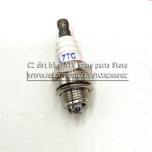 Image 4 - Performance Red IGNITION COIL for 43cc 47cc 49cc Mini Quad Pocket Dirt Bike ATV 2 Stroke Engine part with L7T spark plug