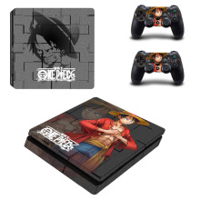 One Piece Decal PS4 Slim Skin