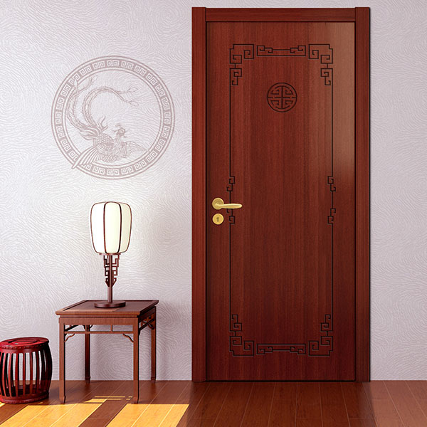 Buy 2015 new design indian main door for Traditional wooden door design ideas