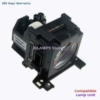 Lâmpada do projetor Compatível com habitação para HITACHI DT00731 CP-S240 CP-S245 CP-X250 CP-X255 ED-S8240 ED-X8250 ED-X8255