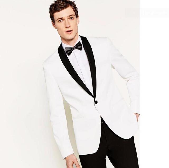 Шаль воротник мужской пиджак красивый a зерно пряжки отдых пиджак жениха шафер свадебный гостей платья jacke
