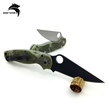 Brand Pocket Knife Tactical Outdoor Camping Survival Hunting Combat Knives EDC Rescue Utility Tools CPM S30V Blade G10 Handle