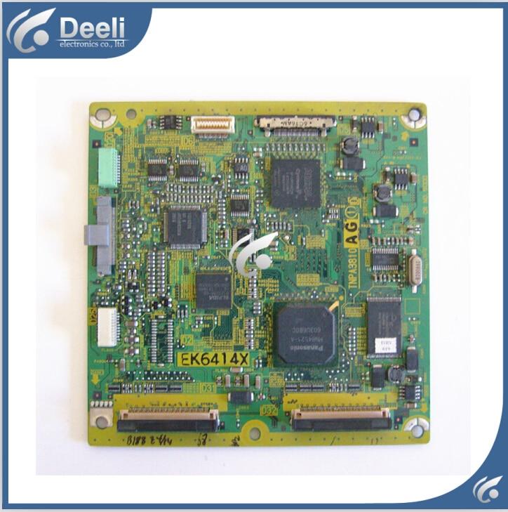 95% new original for TH-42PV65 TNPA3810 AG C board logic board TH-42PV600C logic board 95% new original for original th p42s25c z board ss board tnpa5106 mc106f16t13 y board