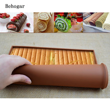 stick Silicone Roll Cake Mat Rolling