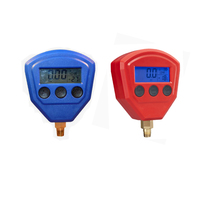 Low/High Pressure Gauge 1 piece/pair Digital LCD Display R134a R22 R404A R410A R407C For Car Air Conditioner A/C Refrigeration
