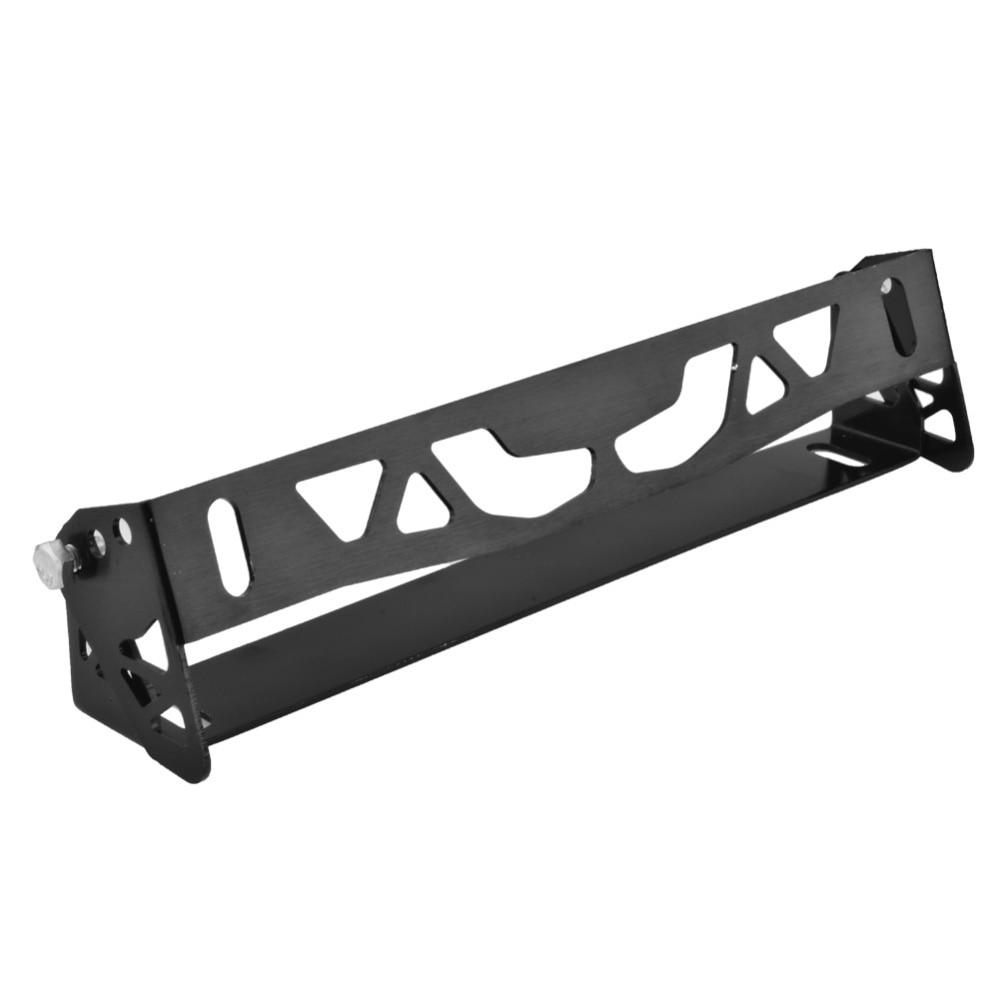Aluminum Car Styling Adjustable Number Plate License Plate Frame ...