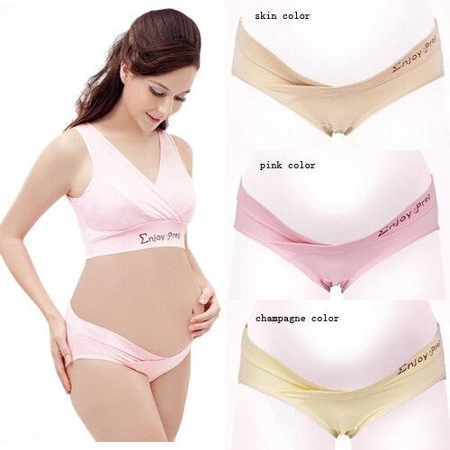 Avec ses couleurs douces et ses imprimés agréables et contemporains, notre lingerie pour femme enceinte a de beaux atouts pour vous séduire. Notre collection de lingerie grossesse vous propose aussi des sous-vêtements pour vous accompagner après la naissance de bébé.