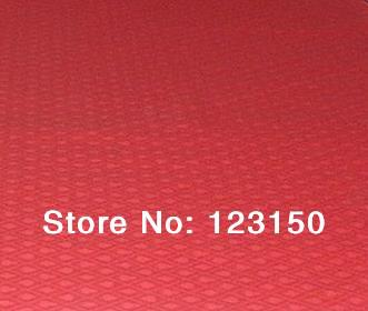 ZB-026-2.5M Red Poker Table Waterproof Suited Speed Cloth 2.5M/PC Free Shipping, Width 1.5M