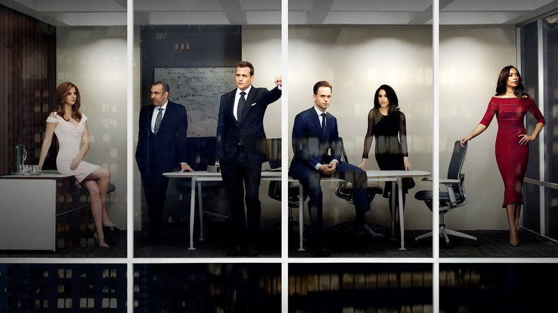4f857f43c Good Buy 4118 Hot Movie TV Shows - Suits 3 25