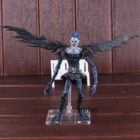 Anime Deathnote Figutto! Figma 009 Ryuk Figma 008 Death Note Yagami Light Ryuuku Ryuk Action Figure Collection Model Toy 19cm
