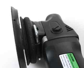 15mm throw Dual Action polisher with 5 inch backing pad 1000w car polishing machine