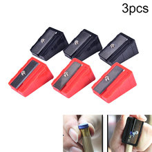 3pcs Cue Tip Shape Corrector Billiards Snooker Pool Tool Snooker Accessories(China)