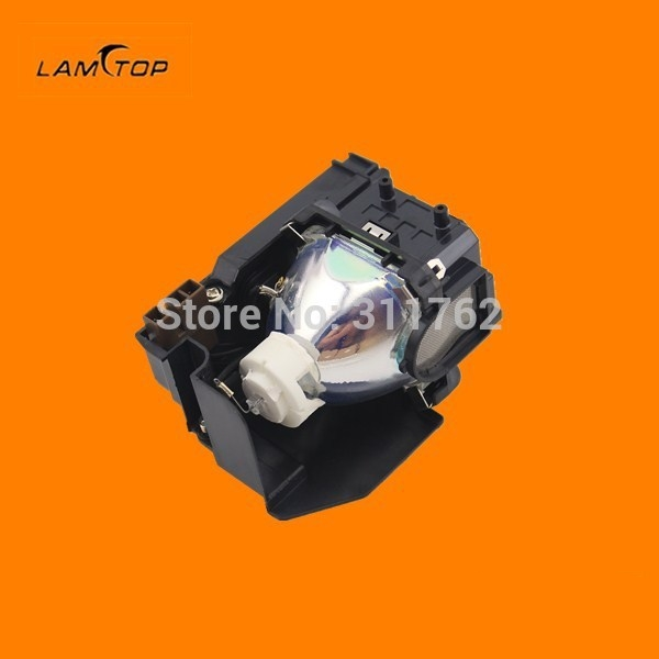 Compatible replacement projector bulb/projector lamp with housing LV-LP27  fit for LV-X6  free shipping compatible bare bulb lv lp30 2481b001 for canon lv 7365 projector lamp bulb without housing