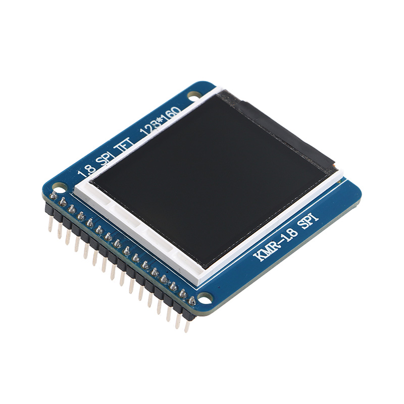 1.8 SPI TFT 128 x 160 Pixels Display LCD Module Breakout ST7735R For Arduino