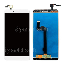 White LCD Display For Xiaomi Mi Max LCD Display+Touch Screen Digitizer Assembly For Xiaomi Cell Phone Display