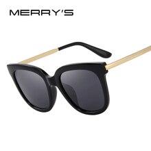Merry's дизайн Обувь Для Девочек кошачий глаз поляризованные Солнцезащитные очки детей Солнцезащитные очки 100% УФ-защитой s'7022