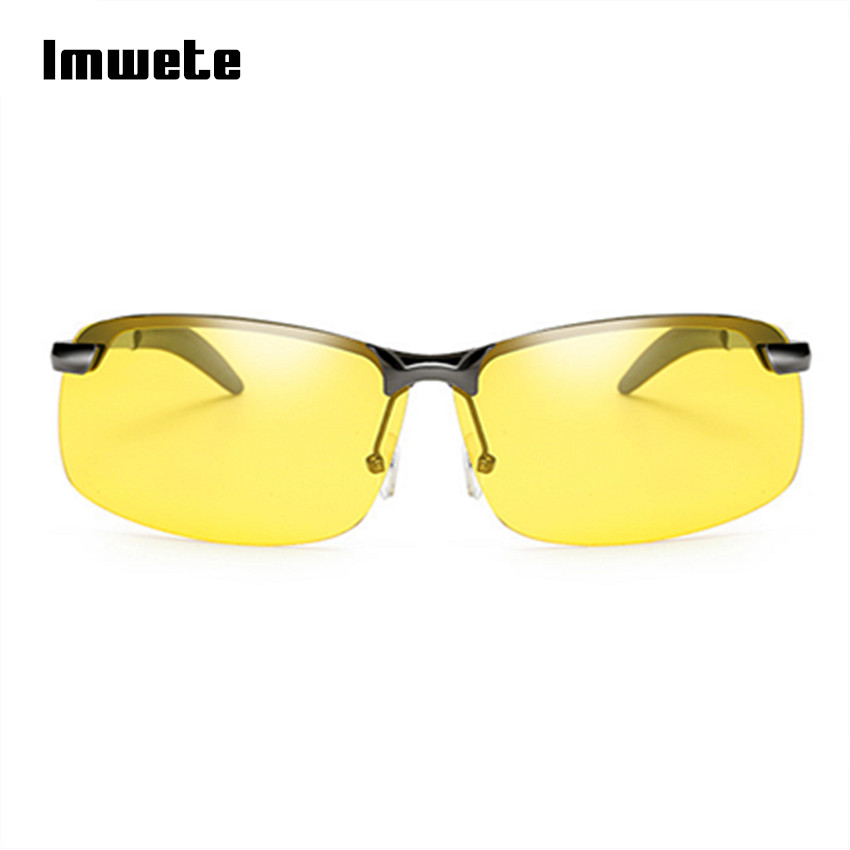 Polarized Sunglasses for Men with Night Vision