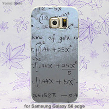 Blackboard math formulas Phone Cases for Samsung Galaxy S8Plus S8 S6 S7 edge s5 Note8