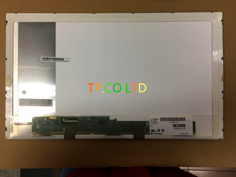 New Original Laptop LCD LED 17.3 Normal Screen Glossy LP173WD1(TL)(G1) LTN173KT01/02/03 B173RW01 N173O6-L02 N173FGE-L23/L32 ttlcd laptop hd lcd screen display 17 3 inch fit lp173wd1 tl c3 new led glossy
