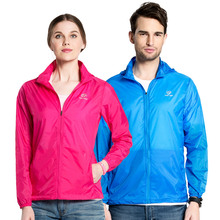 Tectop Women and Men Lightweight Water Repellent Trench Skin Coat UV Sun Protection Quick-dry  Outdoor Camping Hiking Jackets