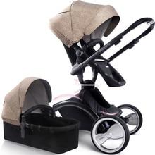 Baby Car Seat Bassinet Portable Baby Prams Cradle Style Folding Baby Stroller Pushchair Bambino Passeggino 2
