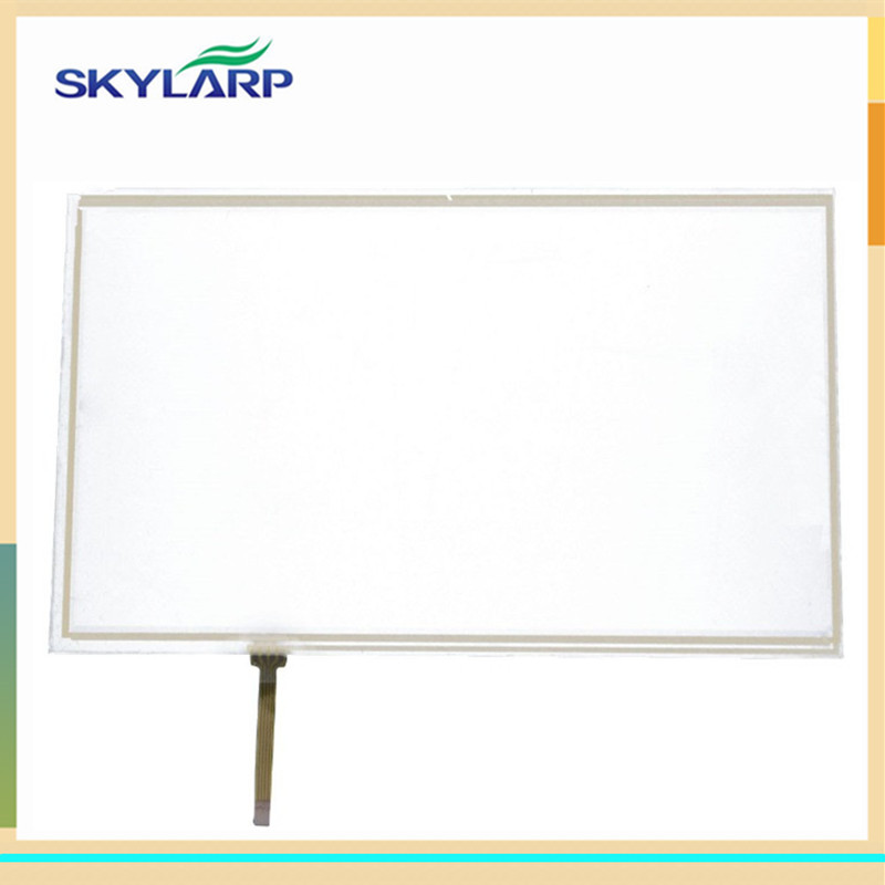 skylarpu 10.1 Inch 235*143mm 4 Wire Resistive Touch Screen for B101AW03 235mm*143mm digitizer touch panel Glass new 10 1 inch 4 wire resistive touch screen panel for 10inch b101aw03 235 143mm screen touch panel glass free shipping
