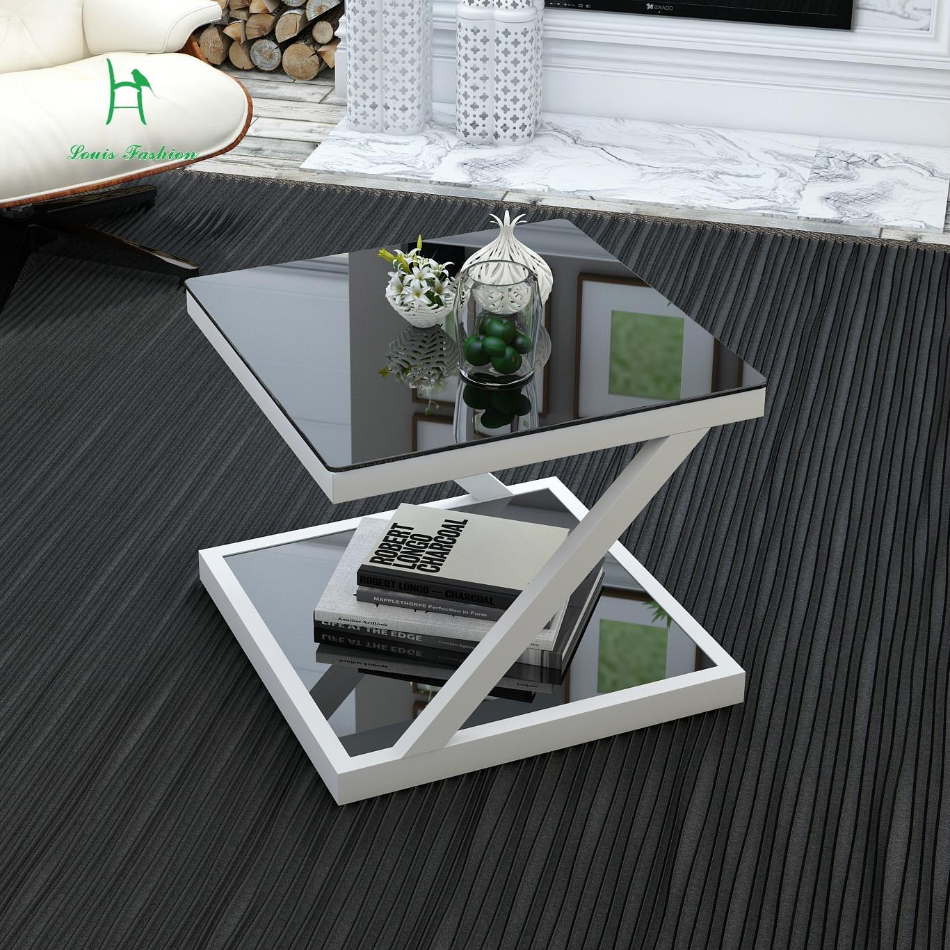 Online kopen Wholesale woonkamer glazen meubels uit China ...