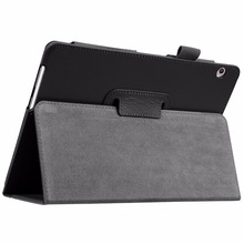 Folio PU leather Case Cover For Huawei MediaPad T3 10 AGS-L09 AGS-L03 9.6 Honor Play Pad 2 Case, Stand Holder Protector Cover folio pu leather cover case for huawei mediapad t3 10 ags l09 ags l03 for huawei honor play pad 2 9 6 inch tablet stylus film