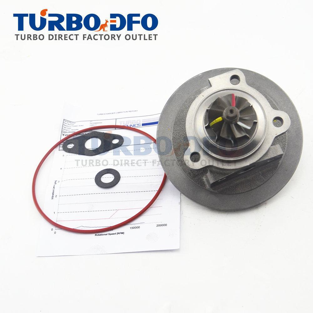 For Renault Kangoo I 1.5 DCi K9K-702 59KW 80HP- Turbo Charger Core Balanced 54359880002 Cartridge Turbine Repair Kit 54359700002
