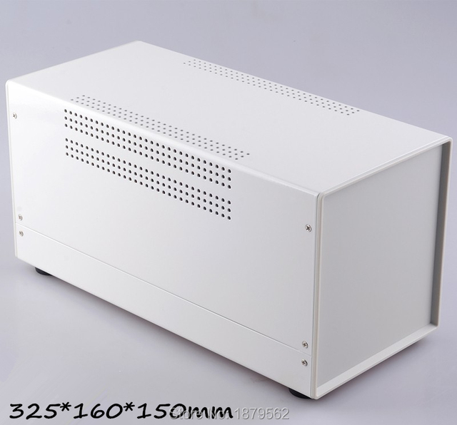 2 colors] 325*160*150mm housing DIY electrical panel box iron ...