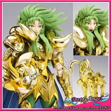 Figura de acción de Saint Seiya, Anime japonés Original, Saint Cloth Myth EX, Aries, Shion, Holy War