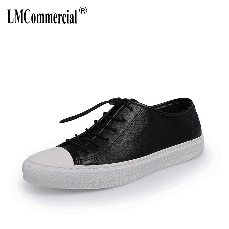 young men Genuine Leather shoes all-match cowhide breathable sneaker men's casual shoes spring and autumn summer British retro spring autumn summer men s shoes british reto men genuine leather shoes all match cowhide casual shoes male breathable sneaker