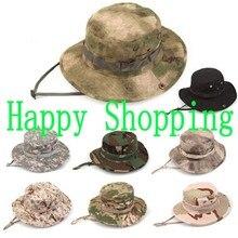 Военная армейская шляпа Bonnie охотничья шляпа круглый-Солнцезащитная шляпа с широкими полями дамская шляпа без полей Открытый Кемпинг рыболовная Кепка
