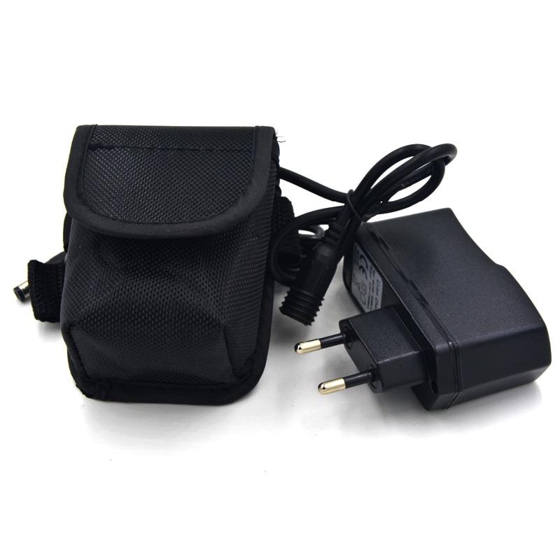 Bike Light 10800mAh 18650 Battery Pack 8 4V for SolarStorm X2 X3 T6 Lamps Charger