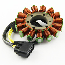 цена на Motorcycle Ignition Magneto Stator Coil for Ducati MTS1200 Multistrada 1200S Magneto Edition Engine Stator Generator Coil