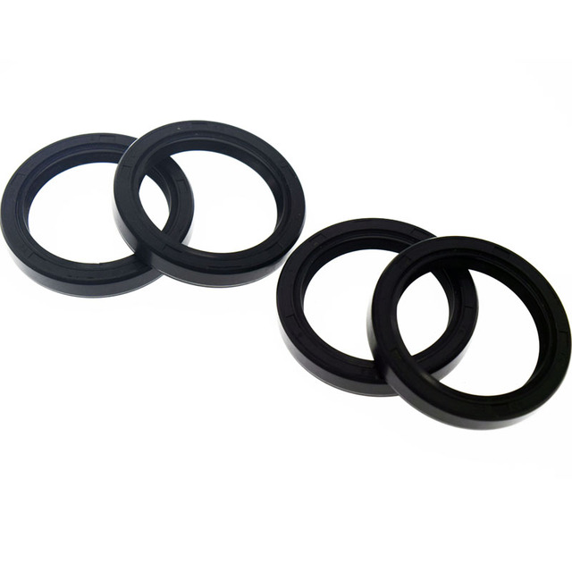 US $9 0 |2 Pair Motorcycle Front Fork Damper oil seal For SUZUKI GSF600  Bandit 600 Shock absorber Motorbike-in Falling Protection from Automobiles  &