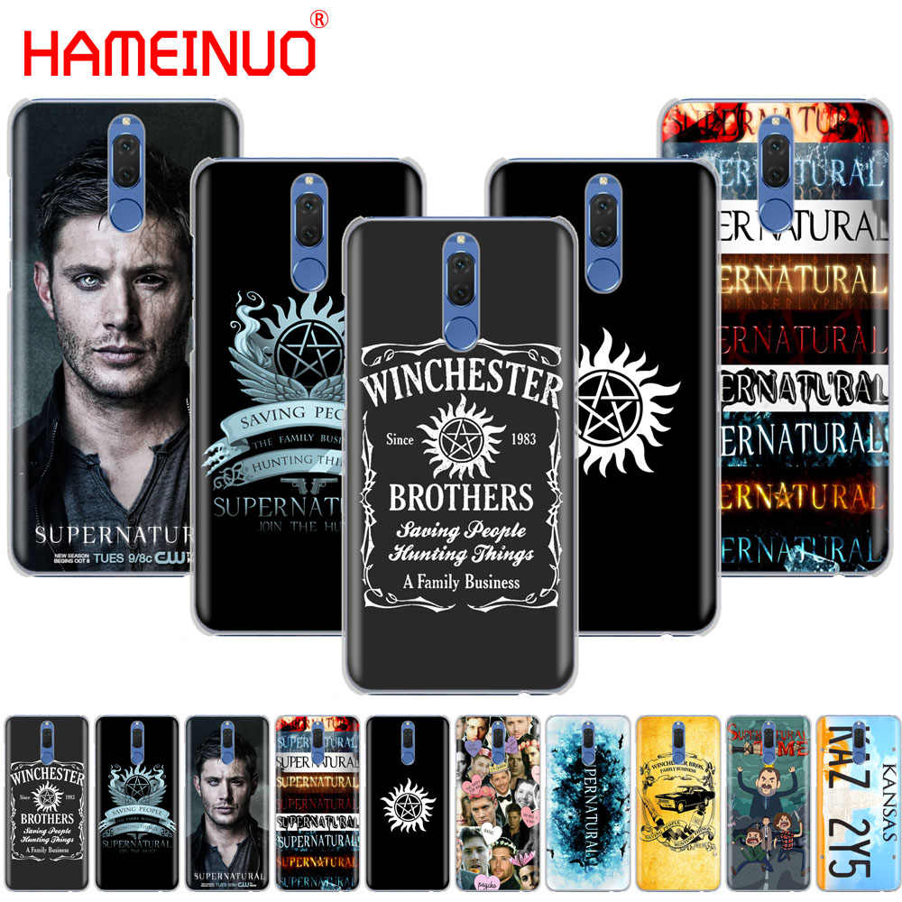 HAMEINUO Supernatural Jared Padalecki чехол для телефона для Huawei NOVA 2 2 S 3e PLUS LITE p smart 2018 enjoy 7 s mate 7 8 9 10 pro