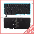 """Tested! For 15.4"""" Macbook Pro Unibody A1286 UK keyboard with Backlight MB985 MB986 MC721"""