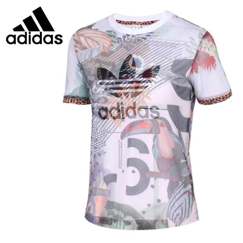 Original New Arrival 2018 Adidas Originals FARM TEE Women's T-shirts short sleeve Sportswear original new arrival 2017 adidas freelift prime men s t shirts short sleeve sportswear