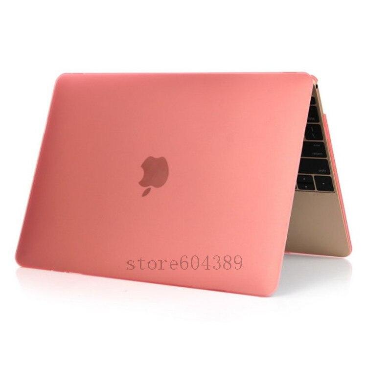 ⊱NEW Matte Case For Apple macbook Air Pro Retina 11 12 13 15 inch ...
