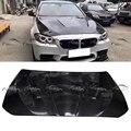 Für BMW 5 Series F10 F11 H1 Stil Carbon Fiber Hood Motor Abdeckung Motorhaube Auto Styling-in Kapuzen aus Kraftfahrzeuge und Motorräder bei
