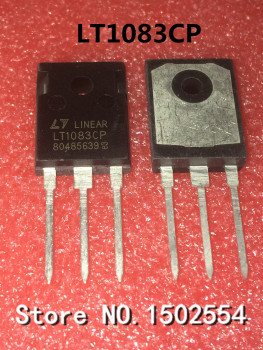 10PCS/LOT  LT1083CP TO-247 Triode field effect transistor