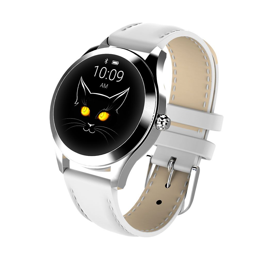Bluetooth Smart Watch For Women Girl Sport Luxury Heart Rate Monitoring Waterproof Female Cycle Reminder IOS Android SmartwatchBluetooth Smart Watch For Women Girl Sport Luxury Heart Rate Monitoring Waterproof Female Cycle Reminder IOS Android Smartwatch
