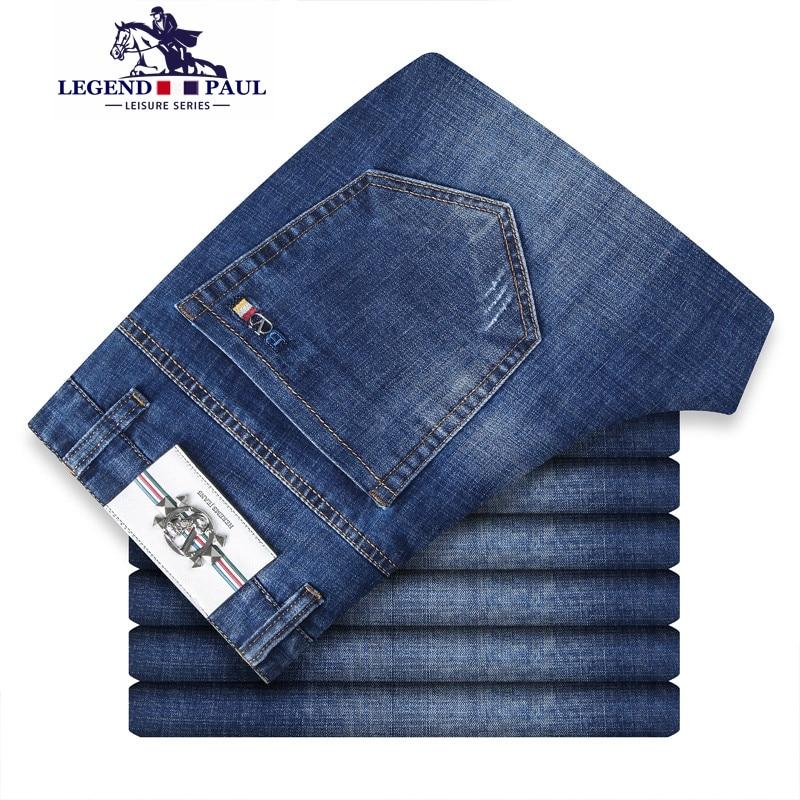 Legend Paul Brand 2017 autumn Spring high quality men s jeans men cotton male denim pants
