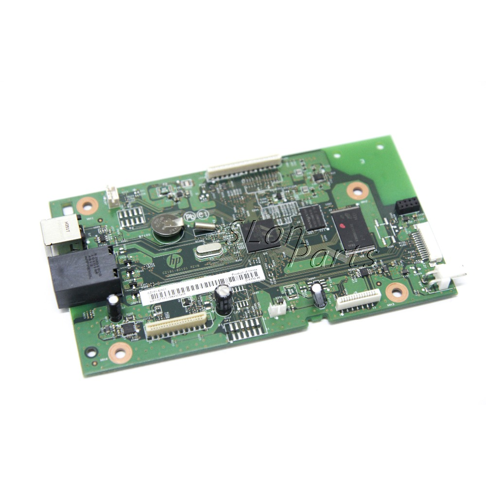 CZ181-60001 CZ183-60001 for HP LaserJet M127 M128 M127FN M128FN M128FW Formatter Board Mainboard Logic Board free shipping formatter board for hp laserjet pro mfp m127fn m128fn m127fw m128fw cz181 60001 cz183 60001 print part on sale