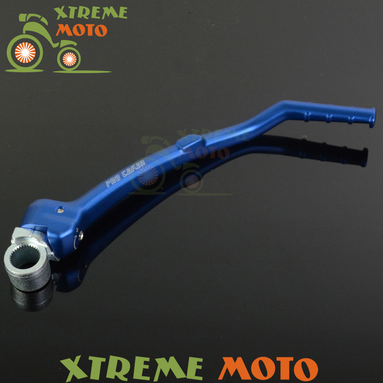 Forged Kick Start Starter Lever Pedal For Yamaha YZ450F 2011-2015 Motocross Enduro Motorcycle Supermoto Dirt Pit Bike Off Road cnc gear shifter shift lever 7108 for crf250r 04 09 crf250x 04 09 crf450r 02 motorcycle motocross mx enduro dirt bike off road