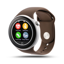 Mode-Design C1 schwimmen Wasserdichte Bluetooth 4,0 Smart Uhr Schrittzähler Tracker Konnektivität Smartwatch für IOS Android-Handy