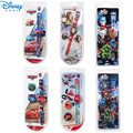 100% Genuine Disney The Avengers Watch Fashion Watch Children Boys Kids Students CARS PLANES Watches Sports Wristwatch